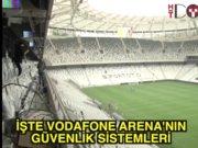 Güvenli Arena Vodafone Arena