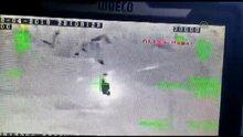 Şırnak'ta teröristin vurulma anı kamerada