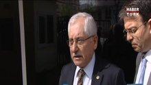 YSK başkanı kimlik bilgilerinin çalınması hakkında konuştu