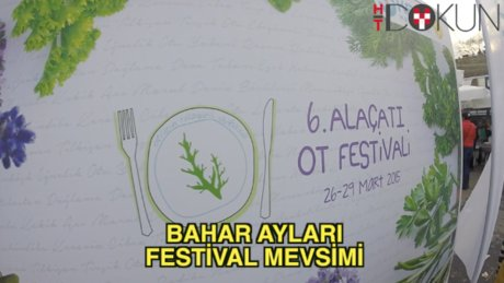 Baharda ot festivali