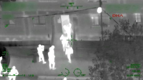 Gazi mahallesi'ndeki operasyonda 13 kişi gözaltına alındı