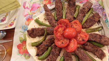 İran Mutfağından İran Kebabı