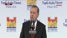 Cumhurbaşkanı Erdoğan Kılıçdaroğlu'nun sözlerini değerlendirdi