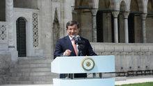 """Davutoğlu: """"Mimar Sinan'ın mübarek parçasını bulacağız"""""""