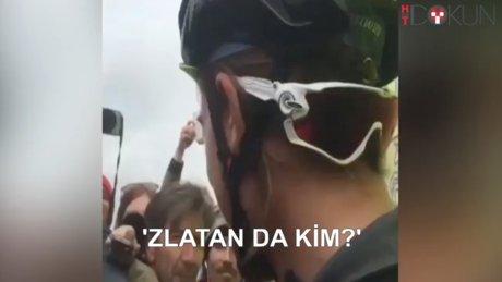 Sagan, İbra'yı tanımadı!
