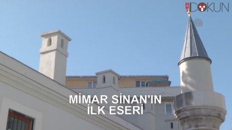Mimar Sinan'ın ilk eseri restore ediliyor