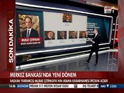 Murat Çetinkaya yeni Merkez Bankası Başkanı oldu