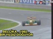 Schumacher'in ilk zaferi