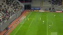 Kalecinin 70 metreden attığı gol sayılmadı!