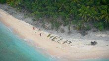 Issız adada mahsur kalan 3 denizci böyle kurtuldu