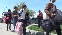 Yunanistan 100 kaçağı daha iade etti