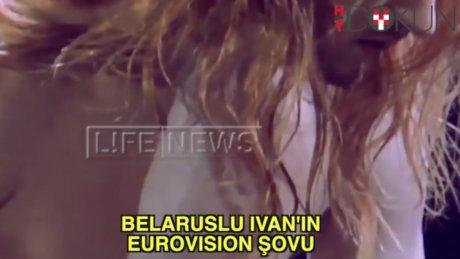Belaruslu İvan'ın çılgın koreografisi