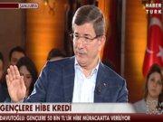 Başbakan Davutoğlu Habertürk TV'de - 3.Kısım