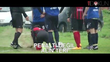 Bulgaristan'da sulu penaltı