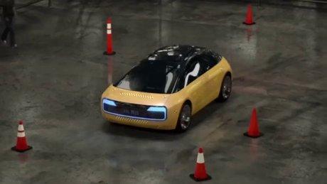 Apple'ın otomobili ilk kez görüntülendi