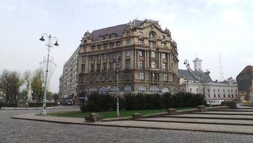 Lviv sokakları