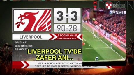 Liverpool mucizesi spikeri çıldırttı, engellileri ayağa dikti