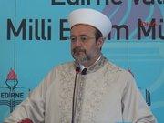 Mehmet Görmez'den canlı bomba açıklaması