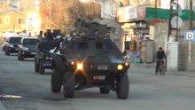 PKK'lıların bulunduğu eve operasyon yapıldı