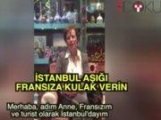İstanbul aşığı turistin taksici isyanı