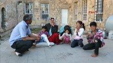 Midyat'ta çadırda yaşayan ailenin dramı sona erdi