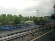 TEM otoyolunun İstanbul istikameti ulaşıma kapandı
