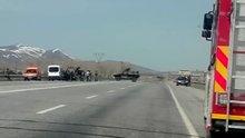 Van'ın Erciş ilçesinde bomba yüklü kamyonet ele geçirildi.