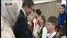 Dünya çocukları Çankaya'da