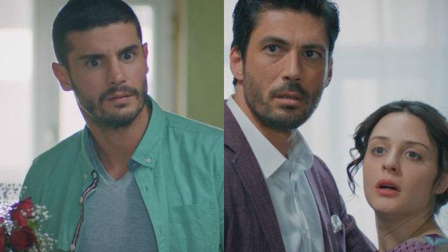 Can, Murat'la Ayşegül'ü gördü