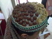 Mısır ve fındık kabuğundan kıyafet