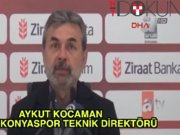 Torku Konyaspor - Fenerbahçe maçının ardından
