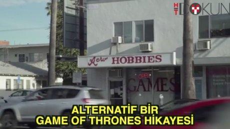 Game of Thrones oyuncakçıda