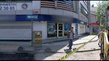 Sancaktepe'de silahlı banka soygunu