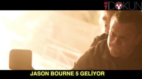 Jason Bourne 5 geliyor