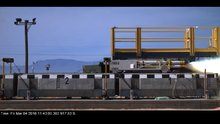 ABD Hava Kuvvetleri Manyetik Tren Hız Rekorunu Kırdı!