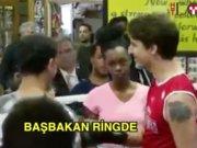 Trudeau ringde tabuları yıktı