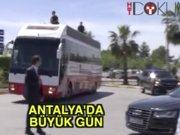 Antalya'da Expo 2016 ve toplu açılış rüzgarı
