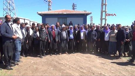 Siverek'te elektrik kesintisi gerginliğe yol açtı