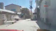 Şırnak'ta 112 Kontrol merkezine tuzaklanan bomba imha edildi