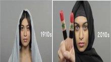 Suriye'deki güzellik anlayışının 100 yıllık değişimi