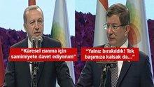 Cumhurbaşkanı ve Başbakan EXPO 2016 açılışında konuştu