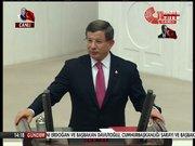 Başbakan Davutoğlu'nun 23 Nisan meclis konuşması