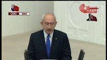 Kemal Kılıçdaroğlu'nun 23 Nisan meclis konuşması