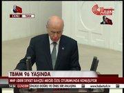 Devlet Bahçeli'nin 23 Nisan meclis konuşması