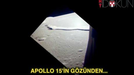 Apollo 15'in gözünden ay