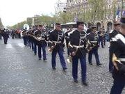 Paris'te sözde soykırımı anma töreni
