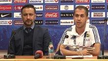 """Pereira: """"Bugün gördüğüm futbol değildi"""""""