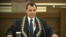 AYM Başkanı: Teröre ve şiddete teşvik eden ifadeler, 'ifade özgürlüğü' değildir