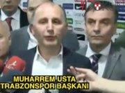 Trabzonspor - Fenerbahçe maçının ardından