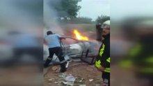 Tarsus'ta Conolarla mahalleliler arasında kavga çıktı